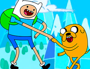 Adventure Time Finn Fırlatmaca
