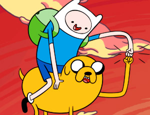 Adventure Time Hazine Peşinde
