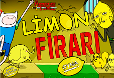 Adventure Time Limon Firarı