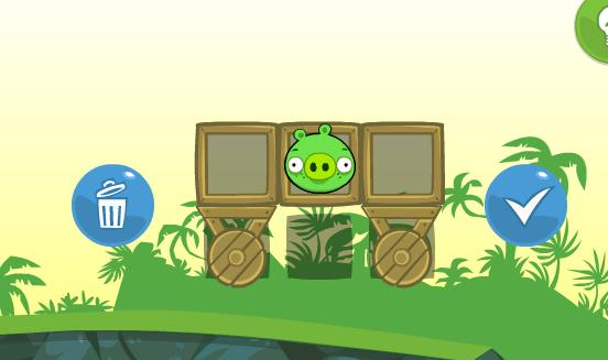 Playing Bad Piggies Online