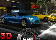 Drag Racing - Araba Yarışı 3D