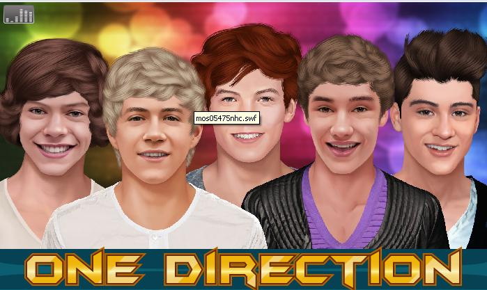 One Direction Makyaj Yap