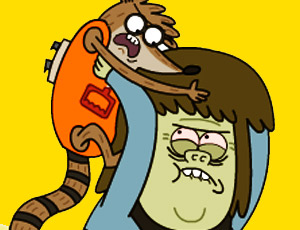 Regular Show Rigby'nin Macerası